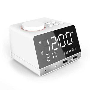 ENCEINTE ET RETOUR Enceinte Bluetooth Multifonction-FM Radio Thermomè