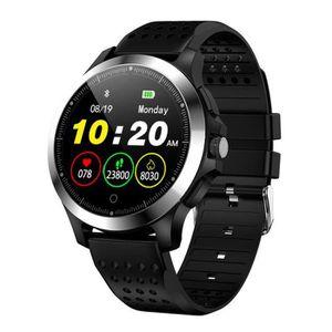 MONTRE W8 intelligent Montre couleur ECG de l'écran et Ch