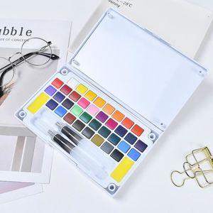 Daler Rowney aquarelle crayons 12 couleur étain