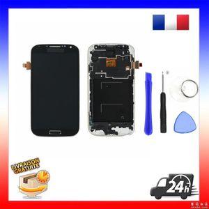 PIÈCE TÉLÉPHONE Vitre Tactile + Ecran LCD noir Pour Samsung Galaxy
