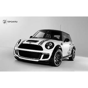 sticker mini cooper achat vente sticker mini cooper pas cher cdiscount. Black Bedroom Furniture Sets. Home Design Ideas