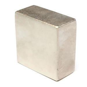 AIMANT 50X50X25mm N52 Puissant Super Aimant Neodyme Magne