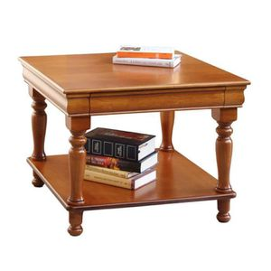 Table basse louis philippe achat vente table basse louis philippe pas cher cdiscount - Table louis philippe merisier ...