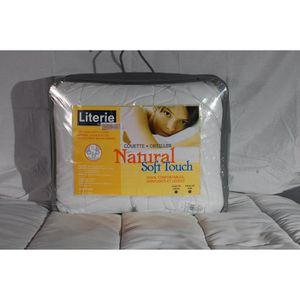 COUETTE COUETTE 260X240 NATURAL SOFT TOUCH LEGERE 250gr