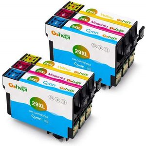 CARTOUCHE IMPRIMANTE Cartouches d'encre Epson T29 xl Cyan/Magenta/Jaune