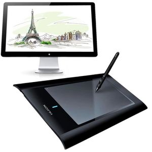 TABLETTE GRAPHIQUE (#128) Professional Wireless 8 x 5 inch 2048 Level