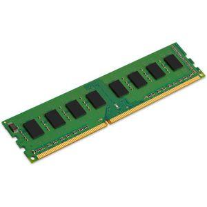 MÉMOIRE RAM Kingston ValueRAM DDR3 4Go, 1600MHz CL11 240-pin D