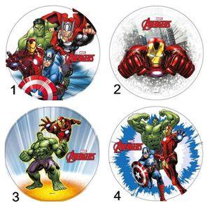 NEUF LEGO super héros-Capitaine America brève jambes Avengers bouclier bleu rouge
