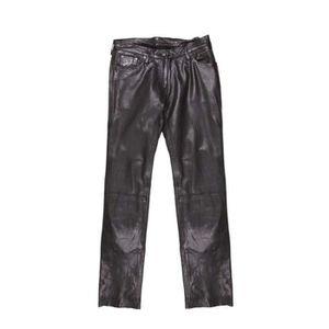 SLIDER Pantalon moto cuir femme Helstons ROSE