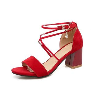 femme Chaussures Achat rouge cher Vente pas RBxwvqw7O