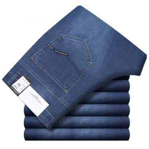 JEANS Jeans Léger Homme Stretch Regular Straight Taille