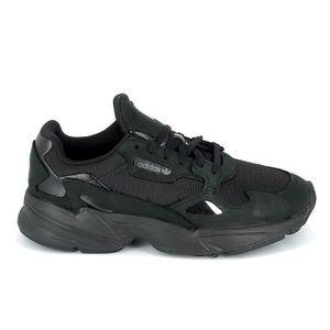 BASKET Basket -mode - Sneakers ADIDAS Falcon Noir Gris