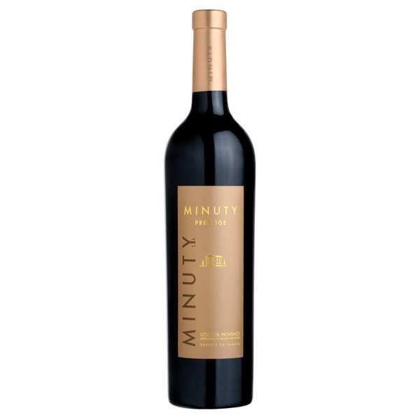 Prestige Minuty Côtes de Provence - Vin rouge - 75 cl x 1