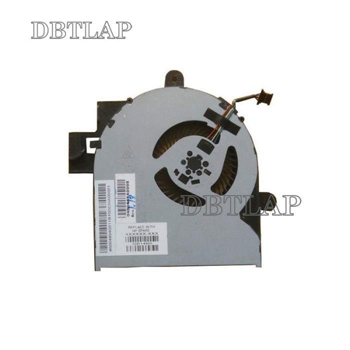 ventilateur pour HP Envy M6-W103DX M6-W105DX 807524-001 Cpu ventilateur 4-Pin 4-Wire