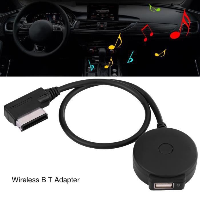Adaptateur USB pour voiture AMI MDI Bluetooth Audio pour AUDI -YEA
