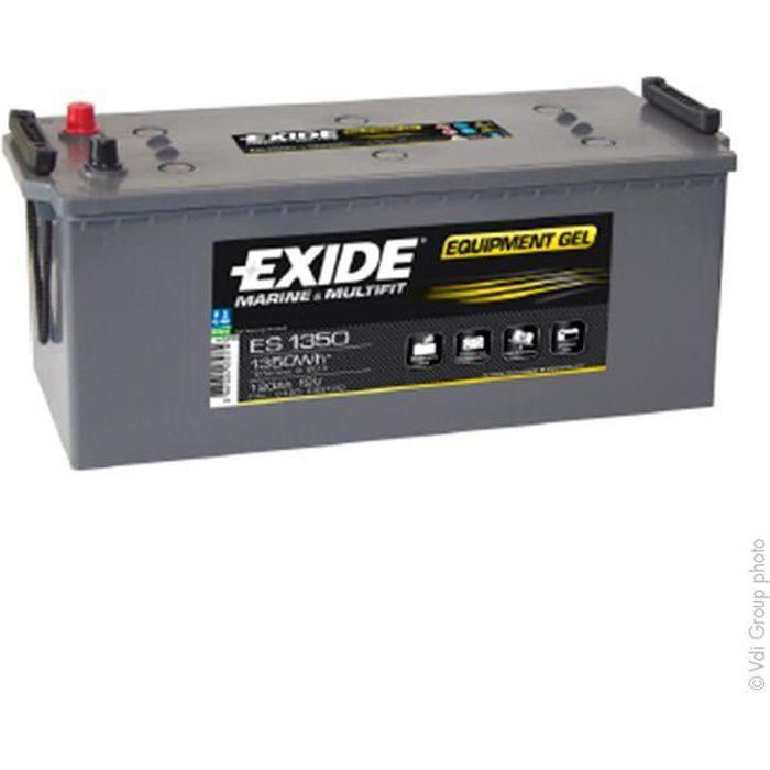 Batterie plomb etanche gel ES1350 12V 120Ah 760A