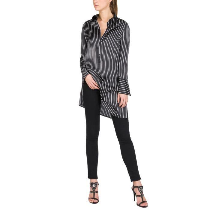 Replay Robe Noir Femme W9440.000.71598-010