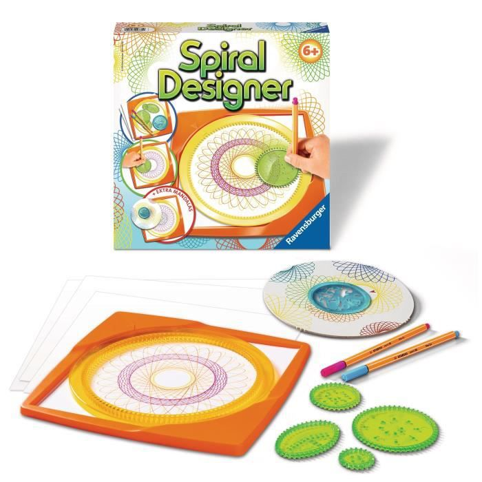 Spiral Designer Midi Classic