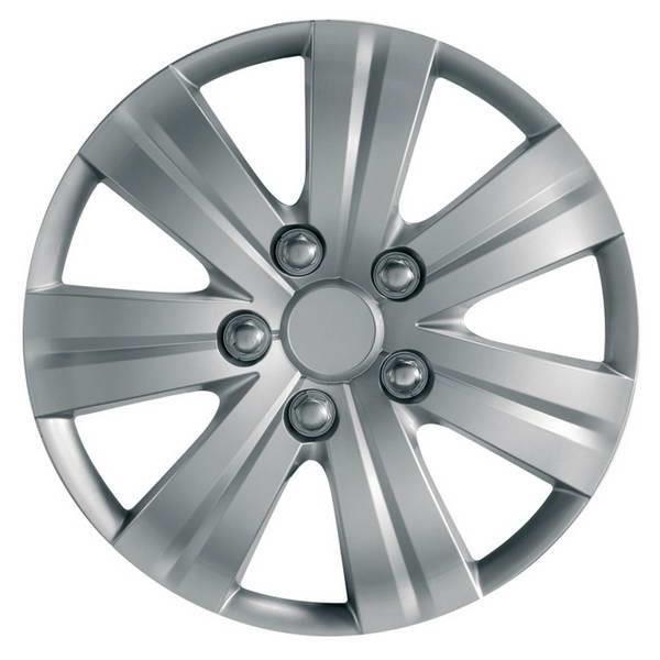 """Ring automotive gyro 15/"""" pouces enjoliveurs set kit de 4 RWT1579 finition chrome"""