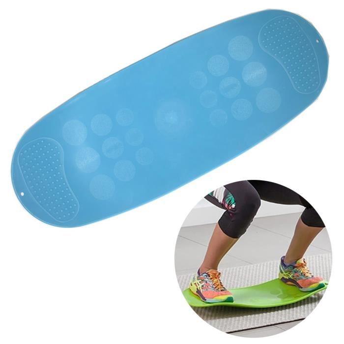 SURENHAP - Planche d'équilibre Torsion Fitness pour muscles et jambes abdominaux - 60 * 25 * 0.8cm - Rithok -6+a9dg