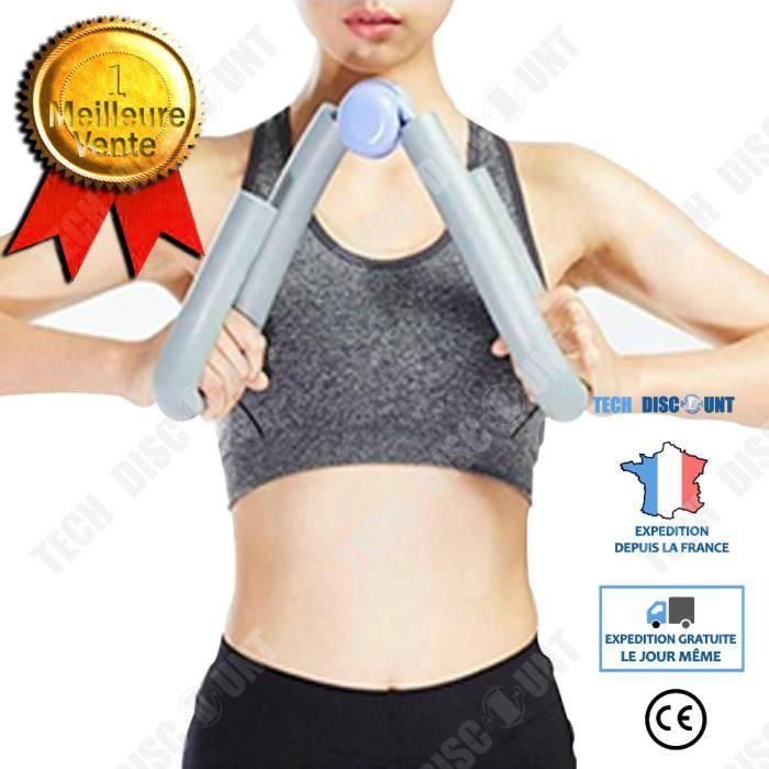 TD® Appareil d'entraînement de PVC équipement de gymnastique de forme physique de Sports à la maison pour - Modèle: Bleu - HSJSZHA0