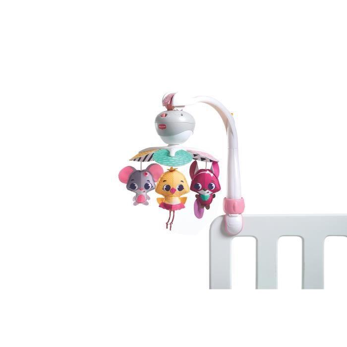 Tiny Love 3en1 Mobile de Voyage Princesse