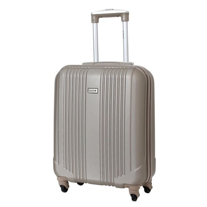 VALISE - BAGAGE Alistair Airo - Valise Taille Cabine 52cm - Spécia