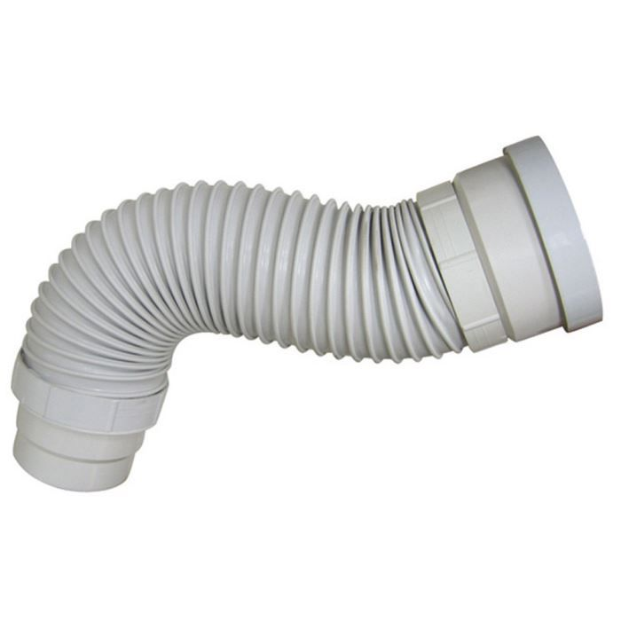 Pipe flexible avec joint l vre coller achat vente pipe d 39 evacuation wc pipe - Joint evacuation wc ...