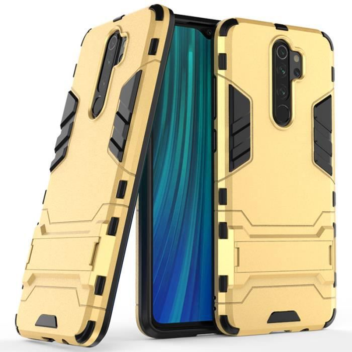 COQUE - BUMPER Coque Xiaomi Redmi Note 8 Pro, Antichoc Protection