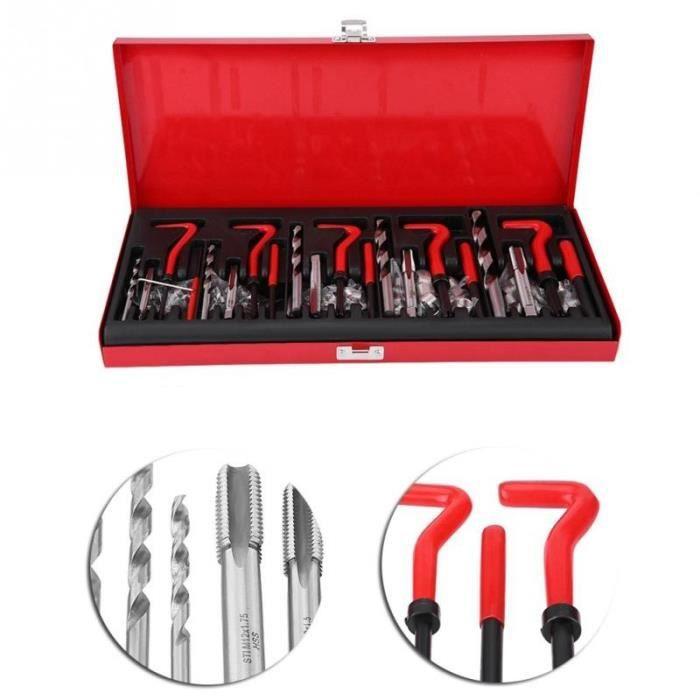 X 1//2 UNF 20 Kit r/éparation robinet Imp/ériale HELICOIL filets endommag/és 14pc Kit