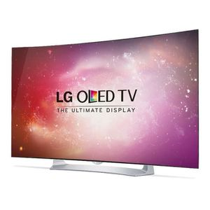 LG TV 55EG910 Curved - Full HD 1080p - 140cm (55 pouces) - OLED - Smart TV 3D - WiFi / DLNA / MHL - 3 HDMI - Classe A