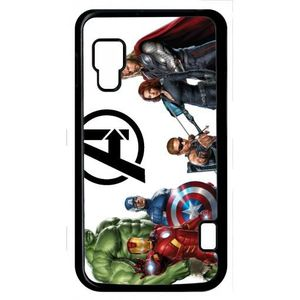 COQUE - BUMPER Coque lg optimus l5 ii the avengers