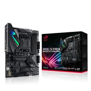 CARTE MÈRE ASUS ROG STRIX B450-E GAMING - carte mère GAMING
