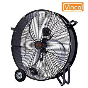 Air Portable Ventilateur Industriel en M/étal Axial ventilateur d/échappement commerciale Atelier Ventilateur dextraction dair 30,5cm Ventilateur