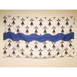 Drapeau d/épartement fran/çais AZ FLAG Drapeau Dordogne 150x90cm Aquitaine 90 x 150 cm Fourreau pour hampe