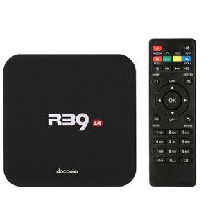 BOX MULTIMEDIA Docooler R39  Smart Android8.1  RK3229 Quad Core