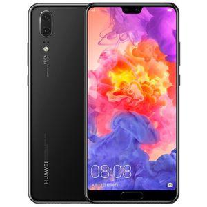 Téléphone portable Huawei P20 6 Go + 128 Go Smartphone débloqué 4G 5,