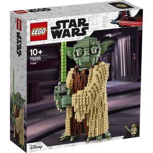 ASSEMBLAGE CONSTRUCTION LEGO® Star Wars™ 75255 Yoda™