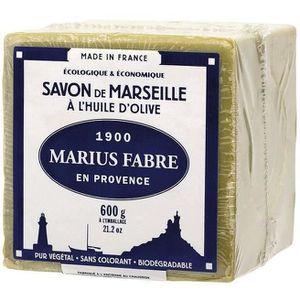 SAVON - SYNDETS Savon de Marseille - huile olive - 600 g