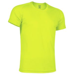 t-shirt homme fluo