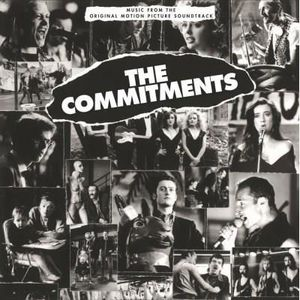 VINYLE BO DE FILM THE COMMITMENTS Bande originale - 33 Tours - 180 g