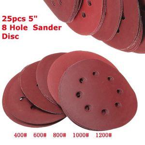 5 Bosch 2609256250 Disques abrasifs sur fibres pour Meuleuses angulaires Corindon Diam/ètre 125 mm Diam/ètre dal/ésage 22 mm 36 Grain