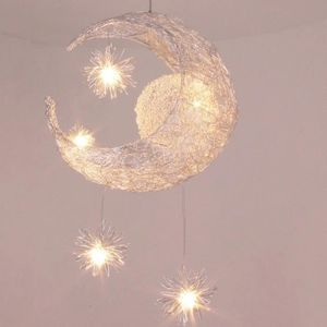 LUSTRE ET SUSPENSION Chambre Suspension enfant Light Moon Star Kid Lust