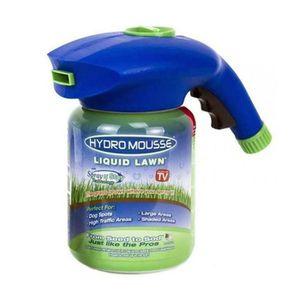 MICRO-MASSAGE Hydro-ensemencement de graine pour pelouse Hydro M