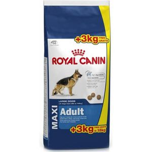 CROQUETTES Royal Canin - Croquettes chien Maxi Adult 15 + 3 k