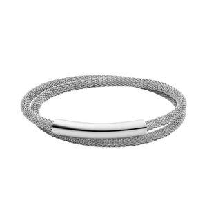 Fossil Bracelet JF02311040 Zircone Cubique