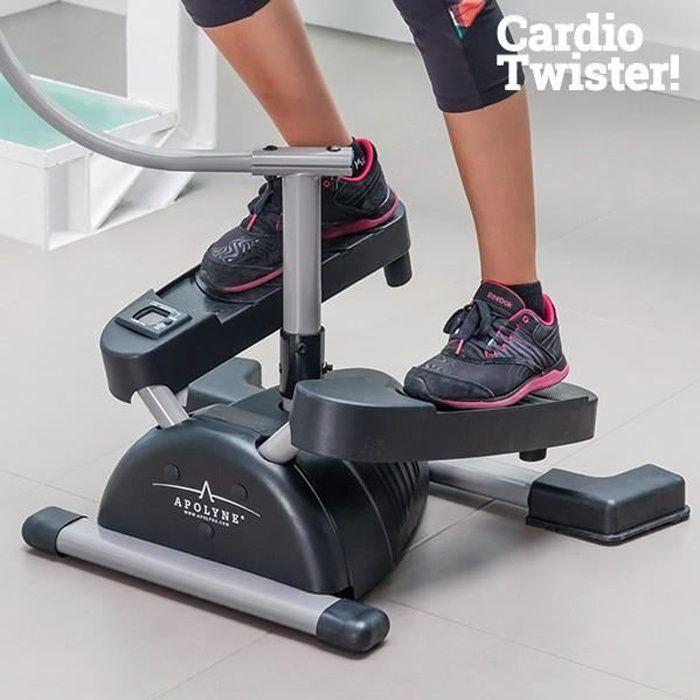 Stepper Rotatif Cardio Twister