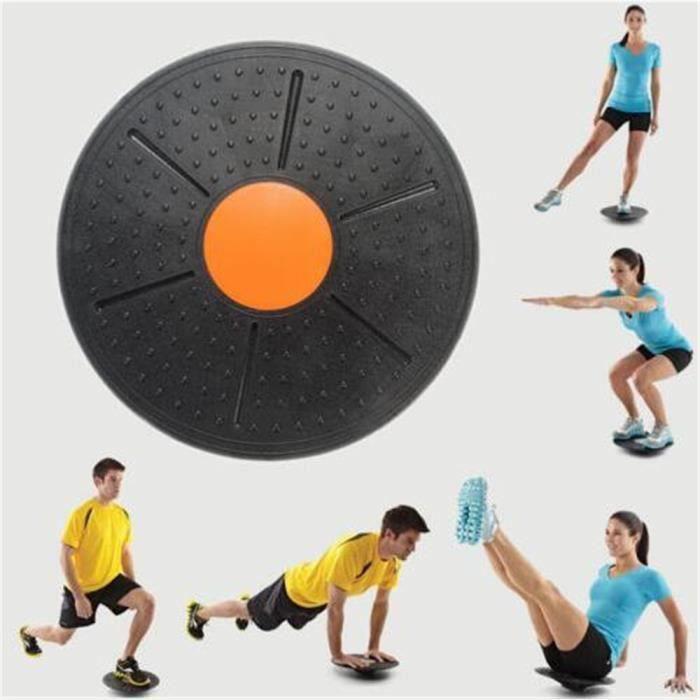 Balance Board Planche d'Equilibre Formation Entraînement de Stabilité Exercice Yoga Gym