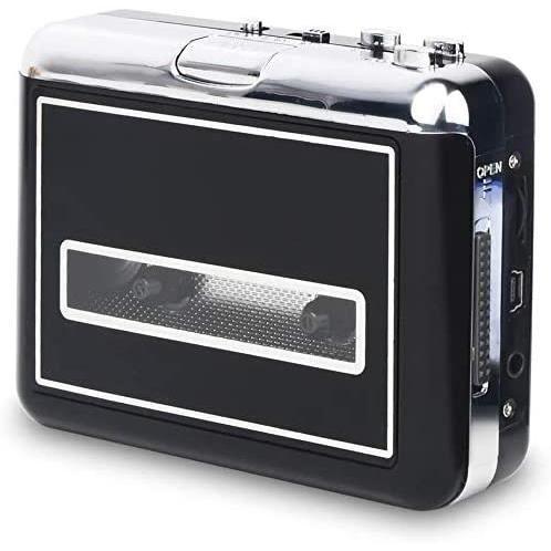 RADIO CD Cassette de Cassette Rybozen vers Un convertisseur de CD MP3 MP3 Via USB Lecteur de Cassettes USB portatif Capture de l362