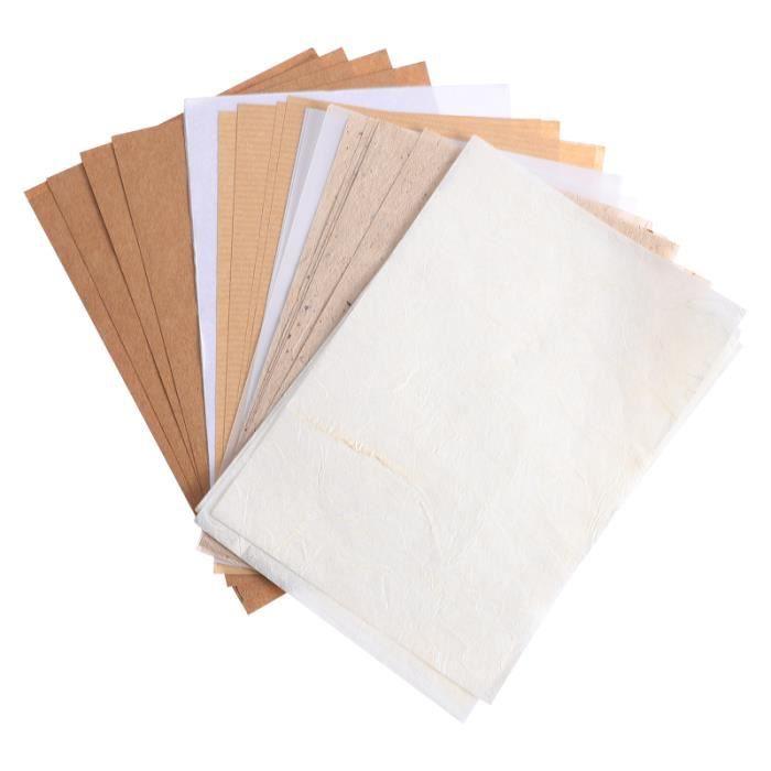 30pcs Scrapbook Papier décoratif DIY Matériel outil scrapbooking - quilling - grattoir - plioir - pique - rainureuse scrapbooking